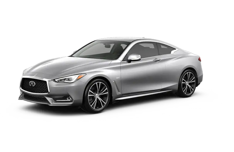 2019 INFINITI Q60 Liquid Platinum Exterior Color Option