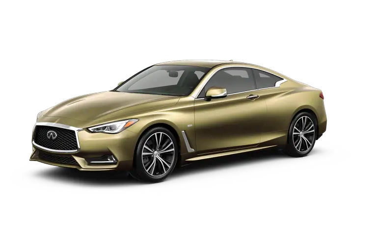 2019 INFINITI Q60 Solar Mica Exterior Color Option