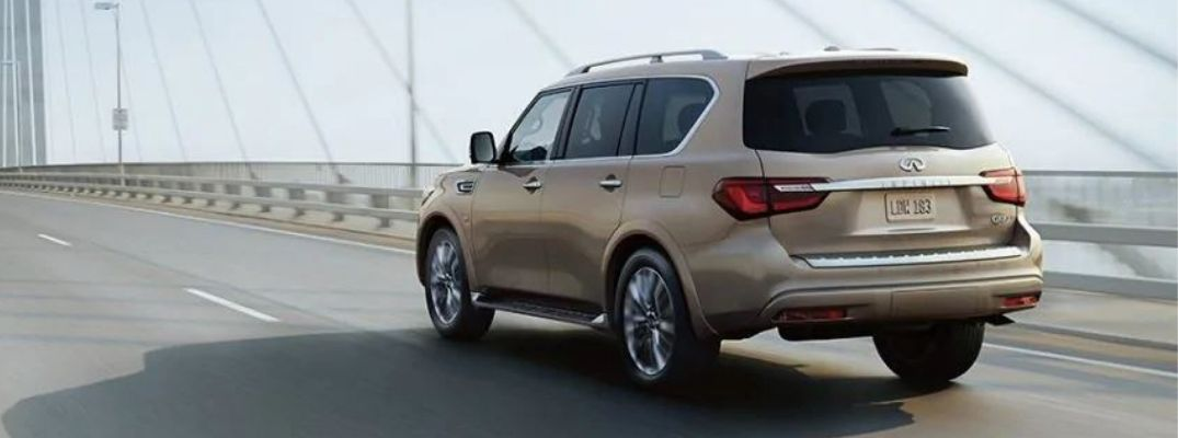 How Safe is the 2019 INFINITI QX80 Luxury SUV?