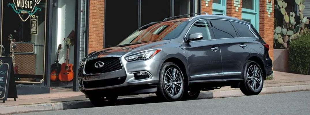 What Connectivity Features are Available Inside the 2020 INFINITI QX60?