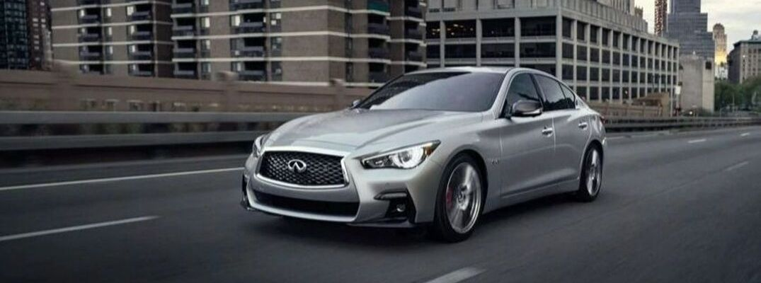 How Powerful is the 2020 INFINITI Q50?