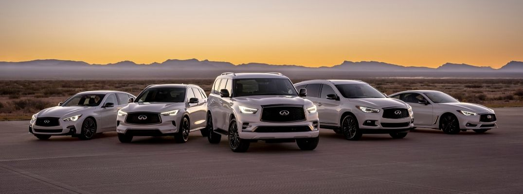 INFINITI Officially Turned 30 Years Old This November!