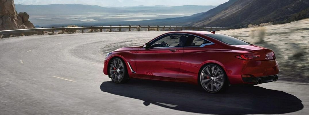 How Powerful are the 2020 INFINITI Q60 Engine Options?