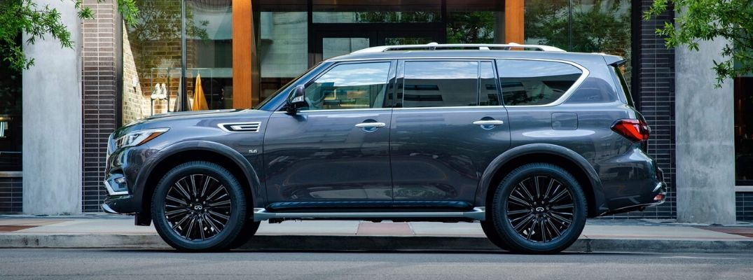 How Powerful is the 2020 INFINITI QX80 Engine?