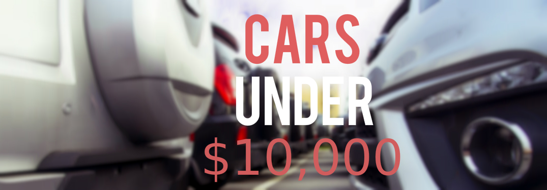 Used Cars Under $10,000 Mooresville NC