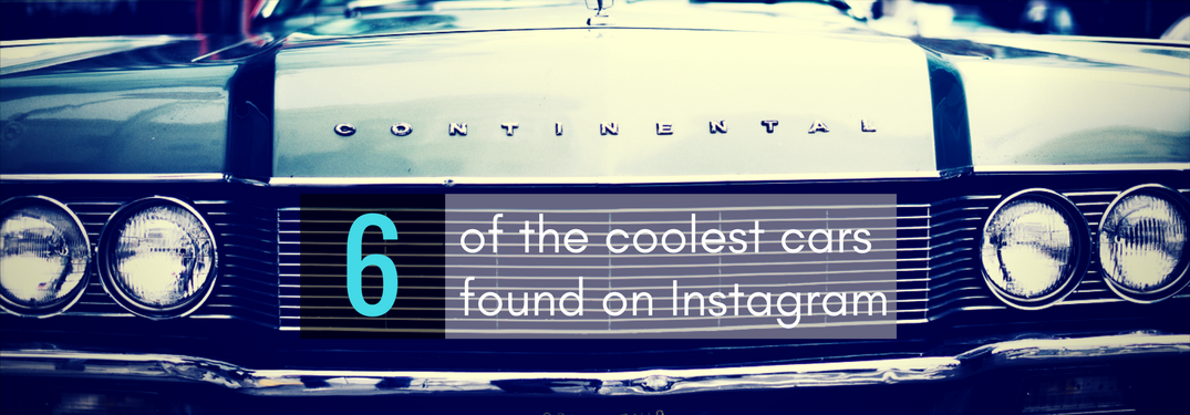 6 of the Coolest Used Cars On Instagram That You'll Never Get to Own