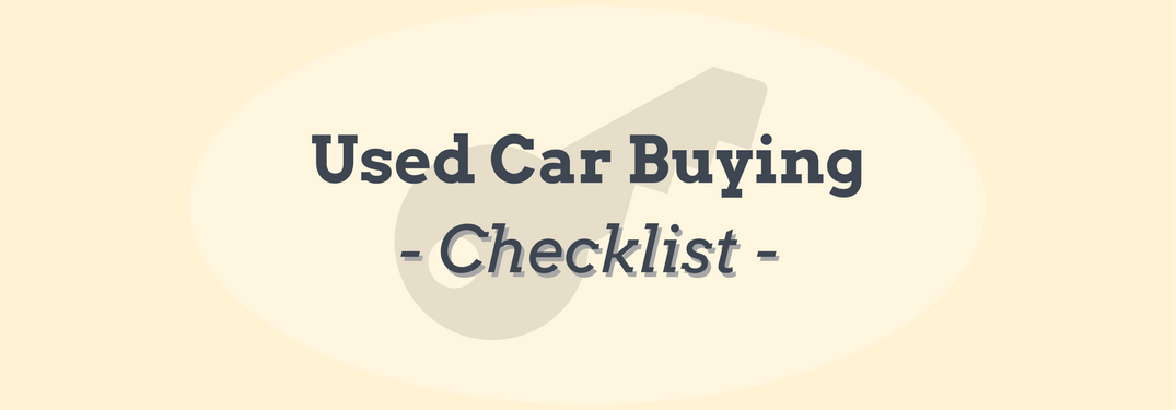 Use This Guide to Properly and Fully Research Your Pre-Owned Vehicle