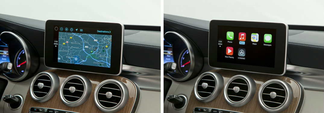 How to connect a luxury car to Apple CarPlay