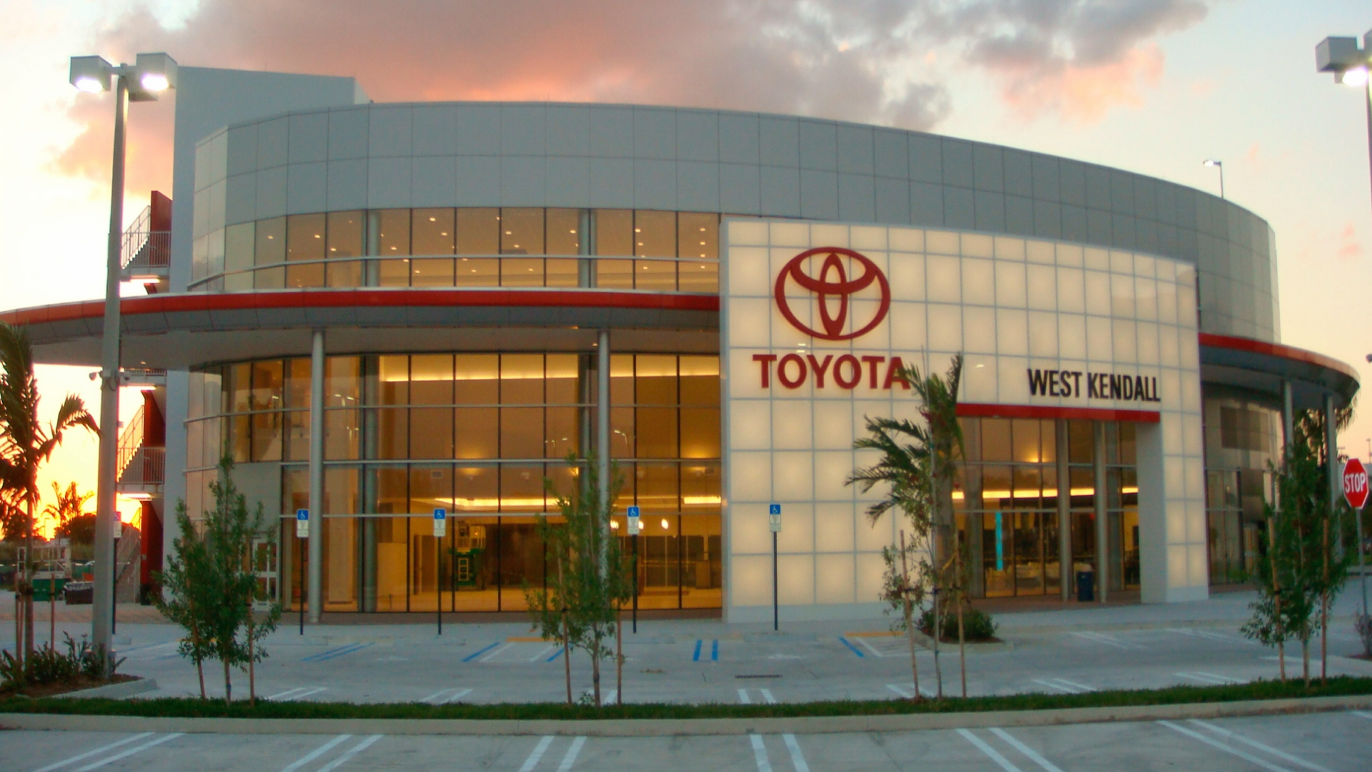 west kendall toyota school