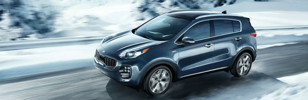 2017 kia sportage starting msrp and standard features. Black Bedroom Furniture Sets. Home Design Ideas