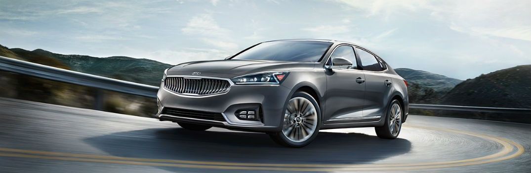 Performance Features in the 2017 Kia Cadenza