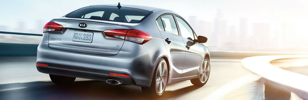 Technology Features in the 2017 Kia Forte