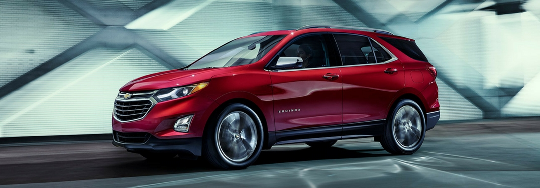 how much room is there in the 2018 chevrolet equinox. Black Bedroom Furniture Sets. Home Design Ideas
