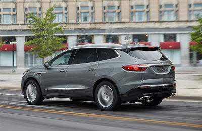 what are the trim levels for the 2019 buick enclave. Black Bedroom Furniture Sets. Home Design Ideas