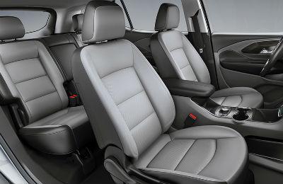2010 GMC Terrain SUV SLE 1 Front Wheel Drive Sport Utility Interior Front  Seats 1 Source · McCurry Deck Motors