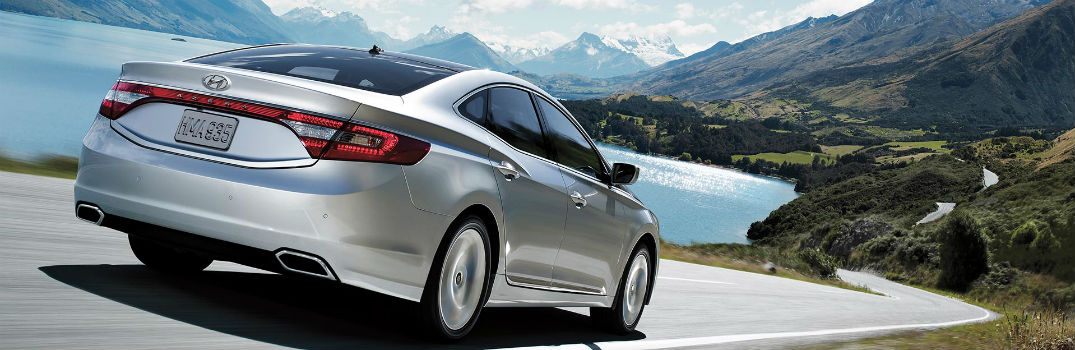 2017 Hyundai Azera specs and Features