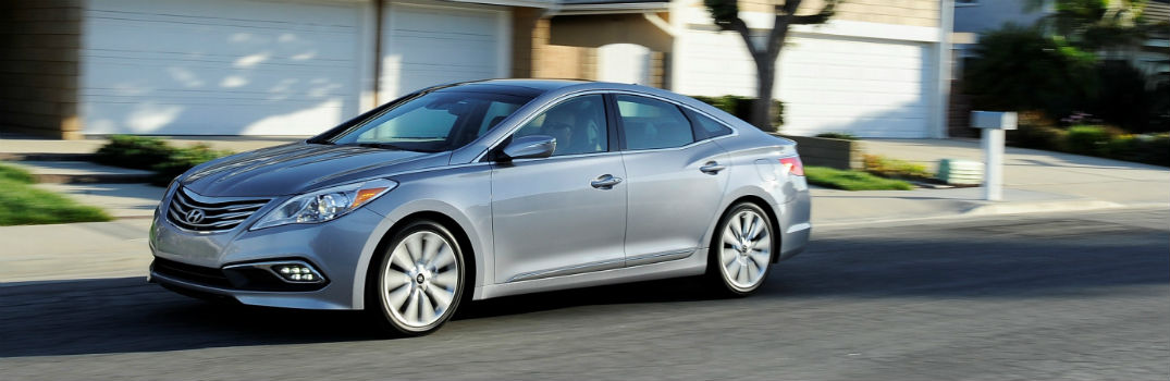 Was the Hyundai Azera discontinued?