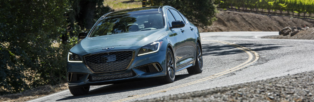 Whats new in the 2018 Genesis G80_o