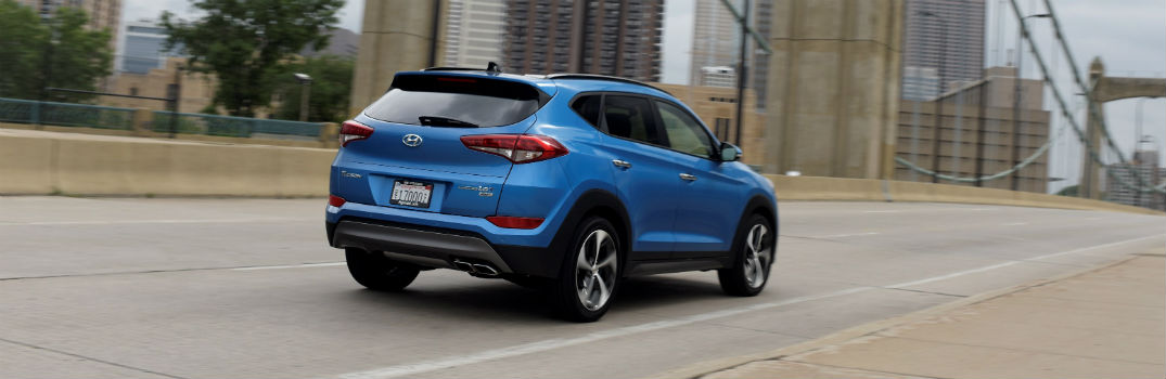 what 39 s new in the 2018 hyundai tucson crossover. Black Bedroom Furniture Sets. Home Design Ideas
