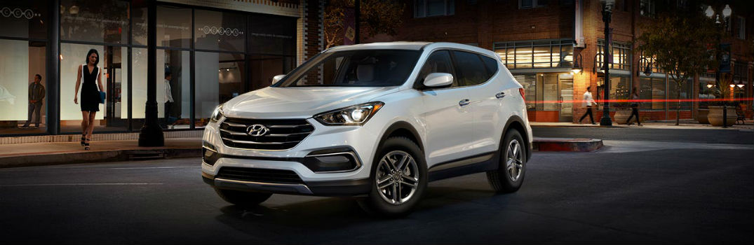 2018 hyundai santa fe sport performance specs utility features. Black Bedroom Furniture Sets. Home Design Ideas