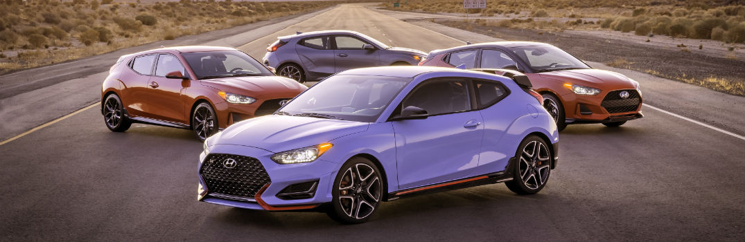 Brand New 2019 Hyundai Veloster N Division Release Date