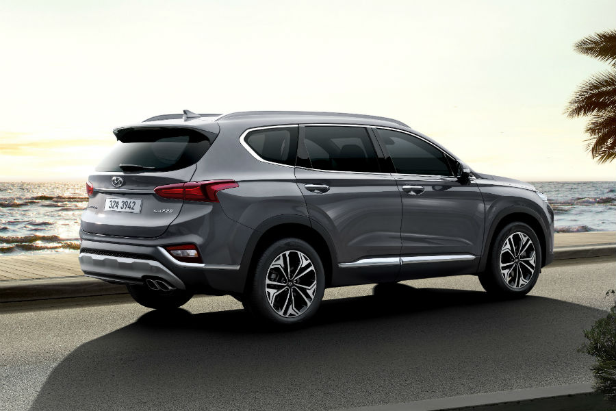 All New Next Gen 2019 Hyundai Santa Fe Release Date