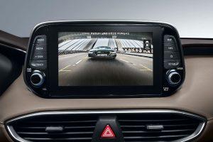 2019 Hyundai Santa Fe Smart Sense Rear View Monitor