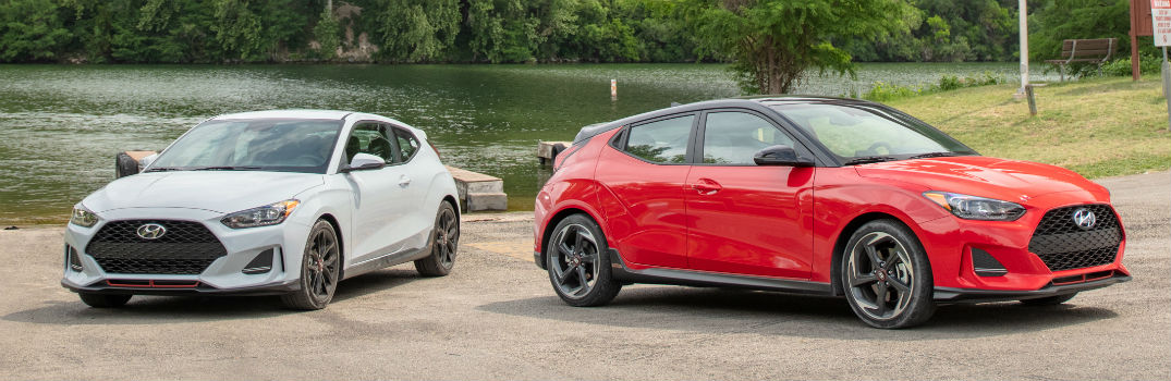 Official 2019 Hyundai Veloster Veloster Turbo Release Date