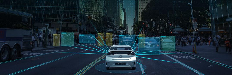 Hyundai CRADLE and Metawave WARLORD Digital Simulation
