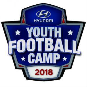 Hyundai Youth Football Camp 2018 Logo