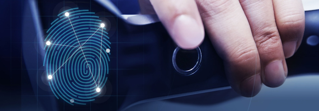 Can you start your car with your fingerprint?
