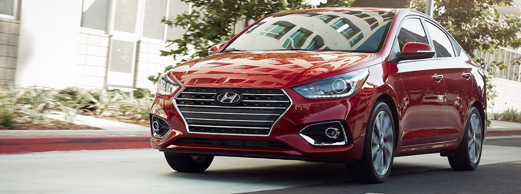 2019 Hyundai Accent Safety and Technology Features