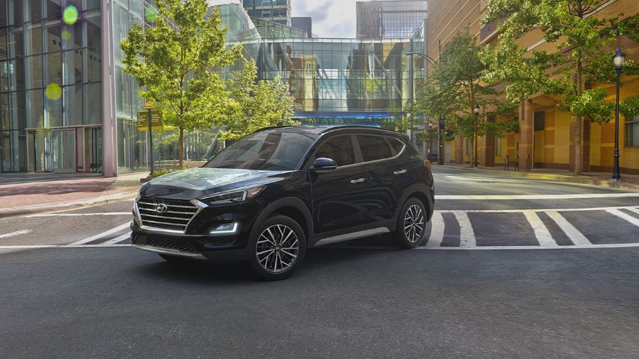 Hyundai Lease Specials >> 2019-Hyundai-Tucson-Ultimae-Exterior-Driver-Side-Front ...