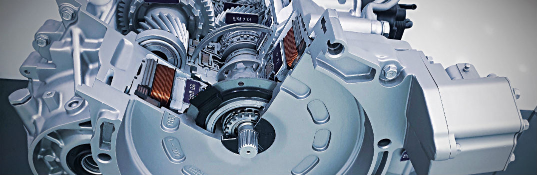 Hyundai Motor Group Active Shift Technology Equipped Transmission System