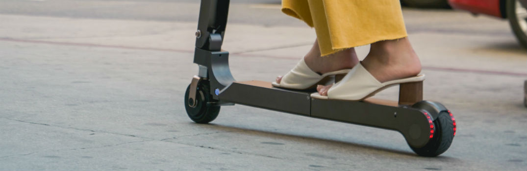 Hyundai Personal Electric Scooter Base
