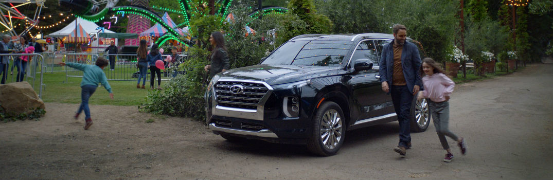 New 2020 Hyundai Palisade National Marketing Campaign Commercial Video Gallery