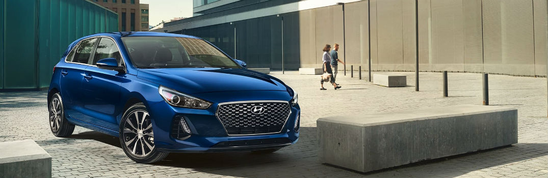 2020 Hyundai Elantra GT Style & Tech Packages