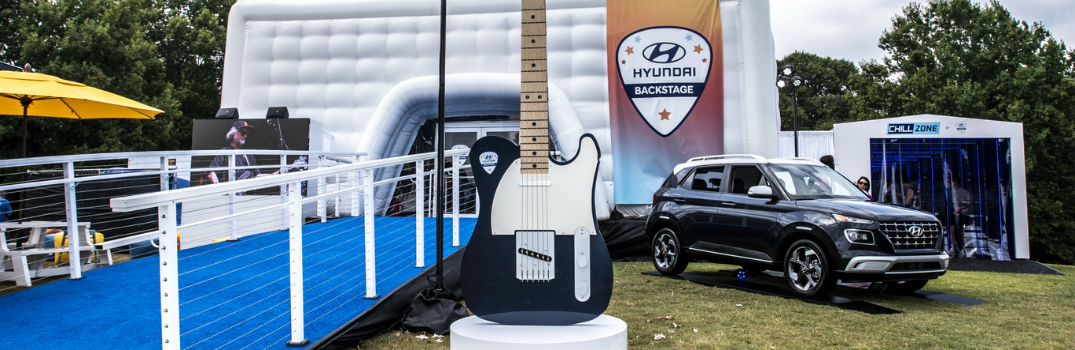 Highlights from Hyundai Backstage 2019 Music Midtown Festival