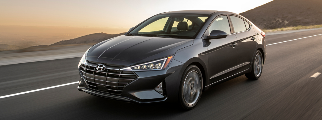 How Far Can I Drive the 2020 Elantra On One Tank of Gas?