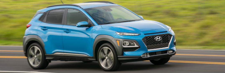 2020 Hyundai Kona Powertrain & Performance