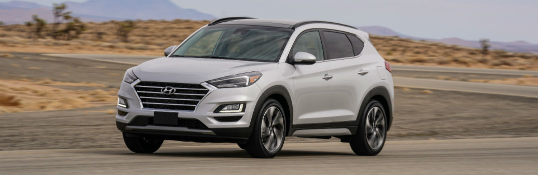 2020 Hyundai Tucson Trim Level Options & MSRP
