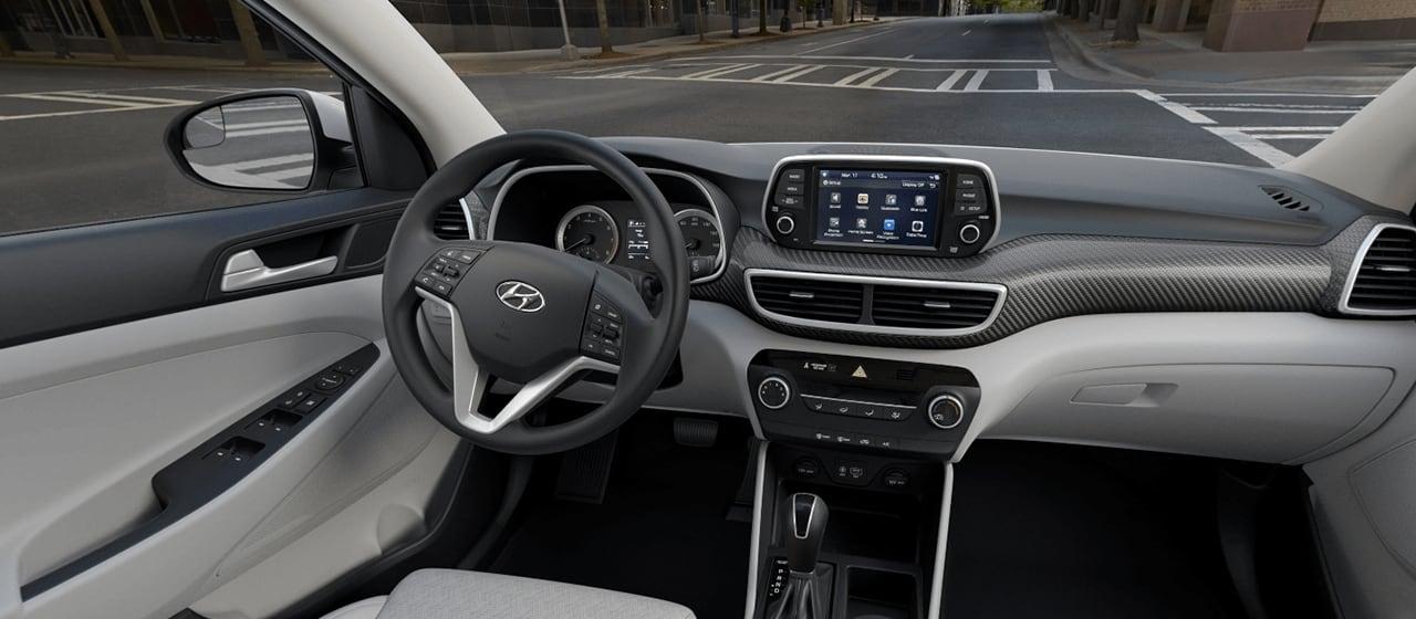 2020 Hyundai Tucson Exterior & Interior Color Options ...