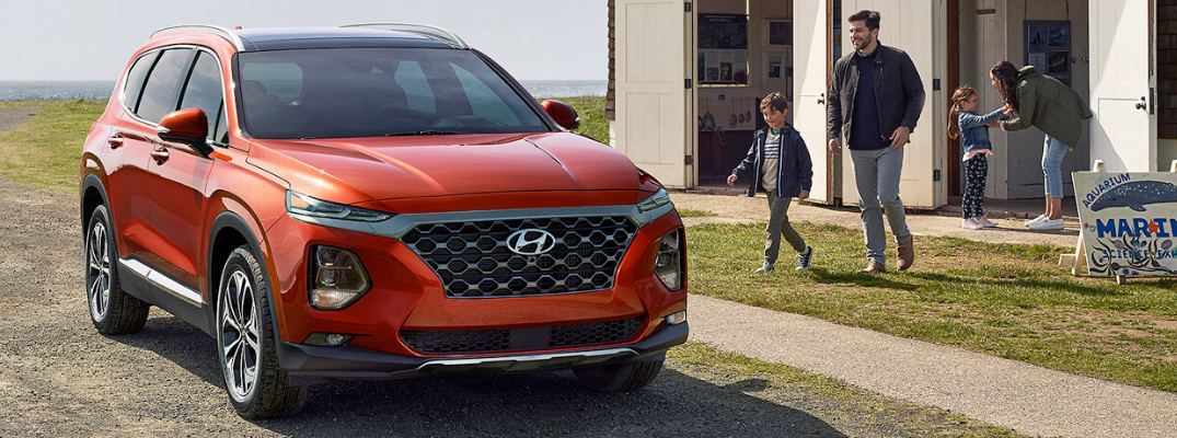 What Technology Features And Cargo Capacity Come In The 2020 Hyundai Santa Fe?