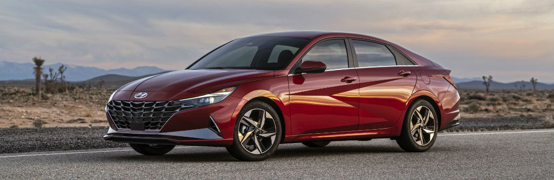 2021 Hyundai Elantra Exterior Design Changes & Highlights