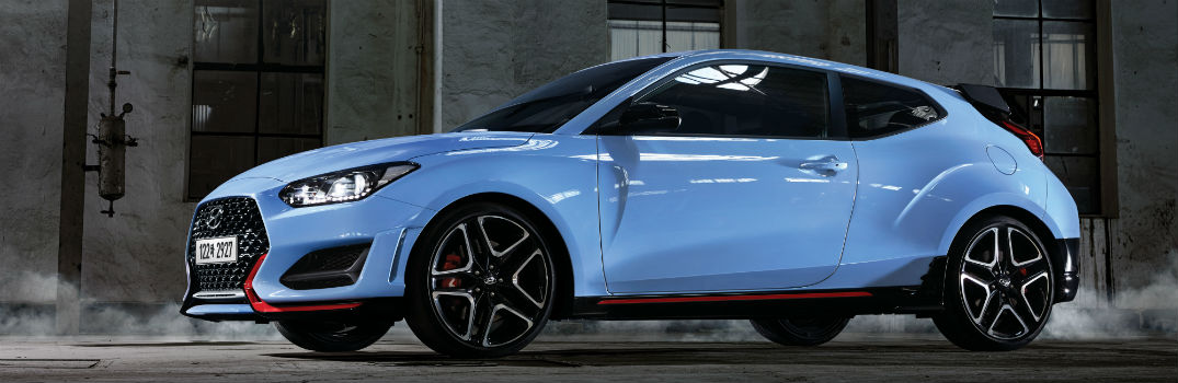 What's new in the 2020 Hyundai Veloster N?