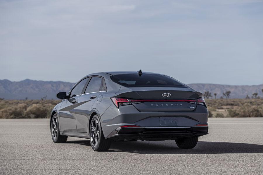 2021 Hyundai Elantra Hybrid Release Date, Specs & Features