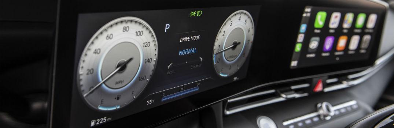 2021 Hyundai Elantra Technology & Safety