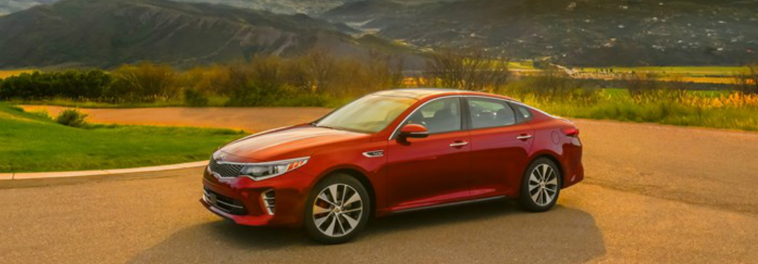 Paul Cerame Kia >> 2018 Kia Optima Trim Levels and Pricing - Paul Cerame Kia