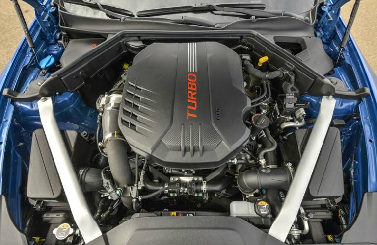 Paul Cerame Kia >> 2018 Kia Stinger Engine Options and Transmission Pairings