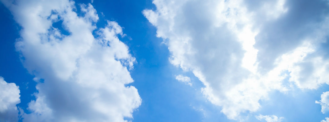 Blue Sky with sunshine and clouds - May 2017 Events and Festivals in El Paso TX